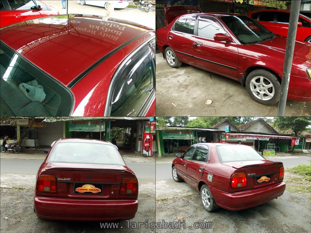 Baleno Red 6