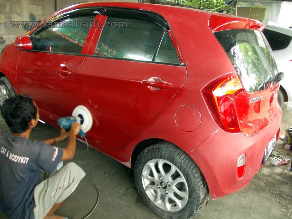 Picanto Red 6