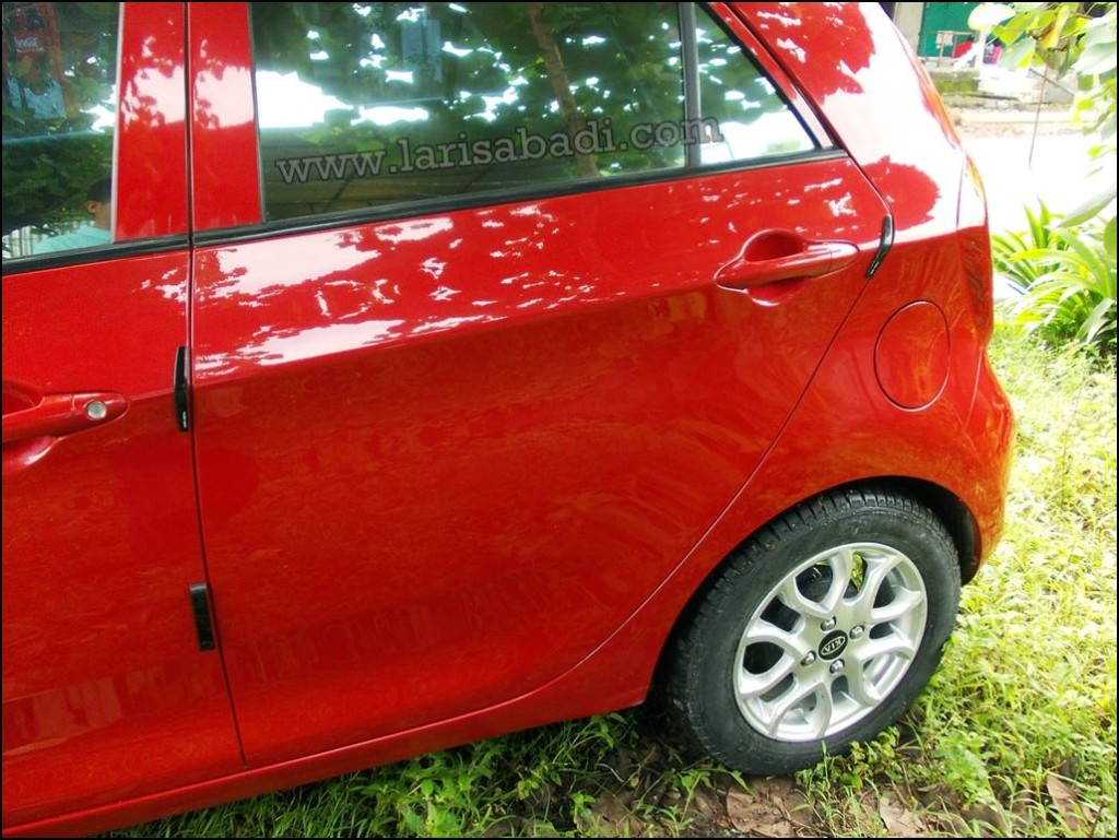 Picanto Red 7
