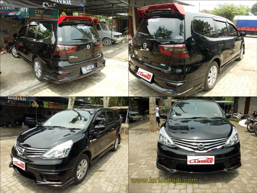 New Livina Impul 6