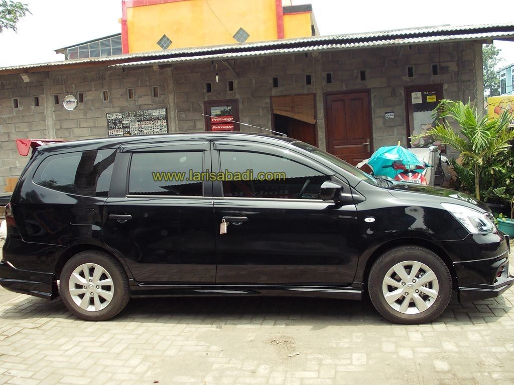 New Livina Impul 7