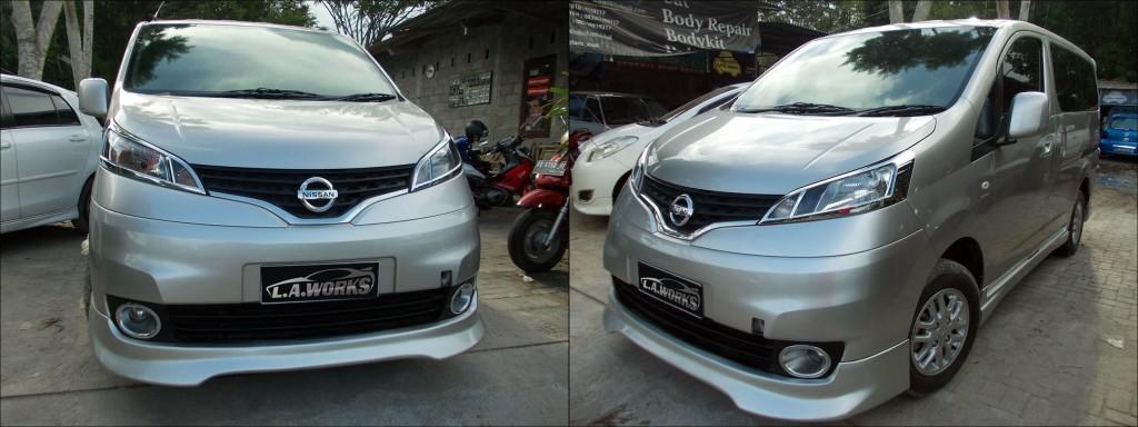 Nissan Evalia 5