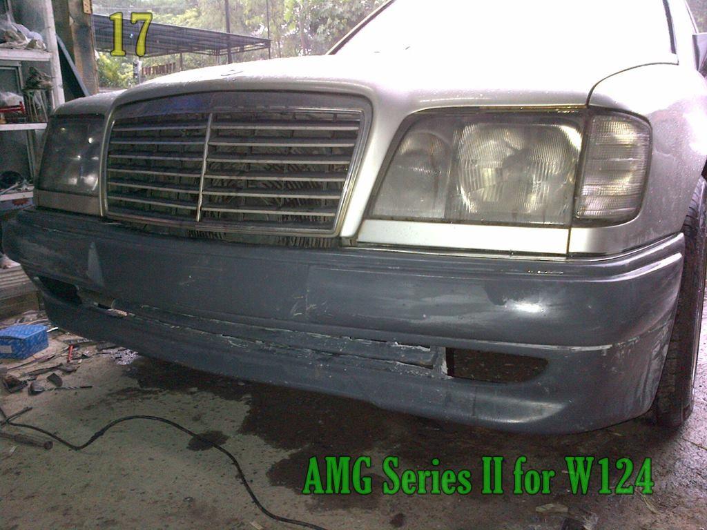 AMG II W124