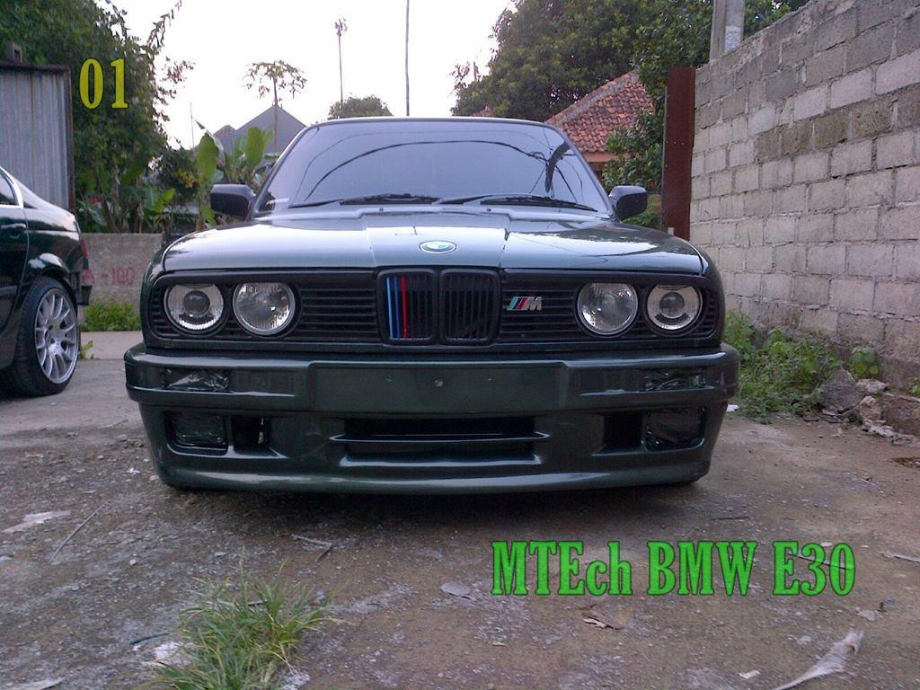 BMW E30 Mtech