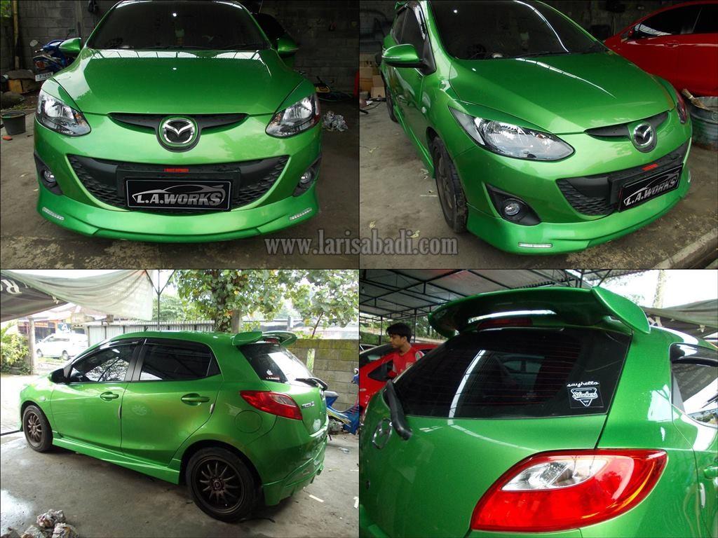 Mazda Demio 4