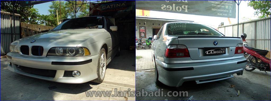 BMW 535 E39 -5