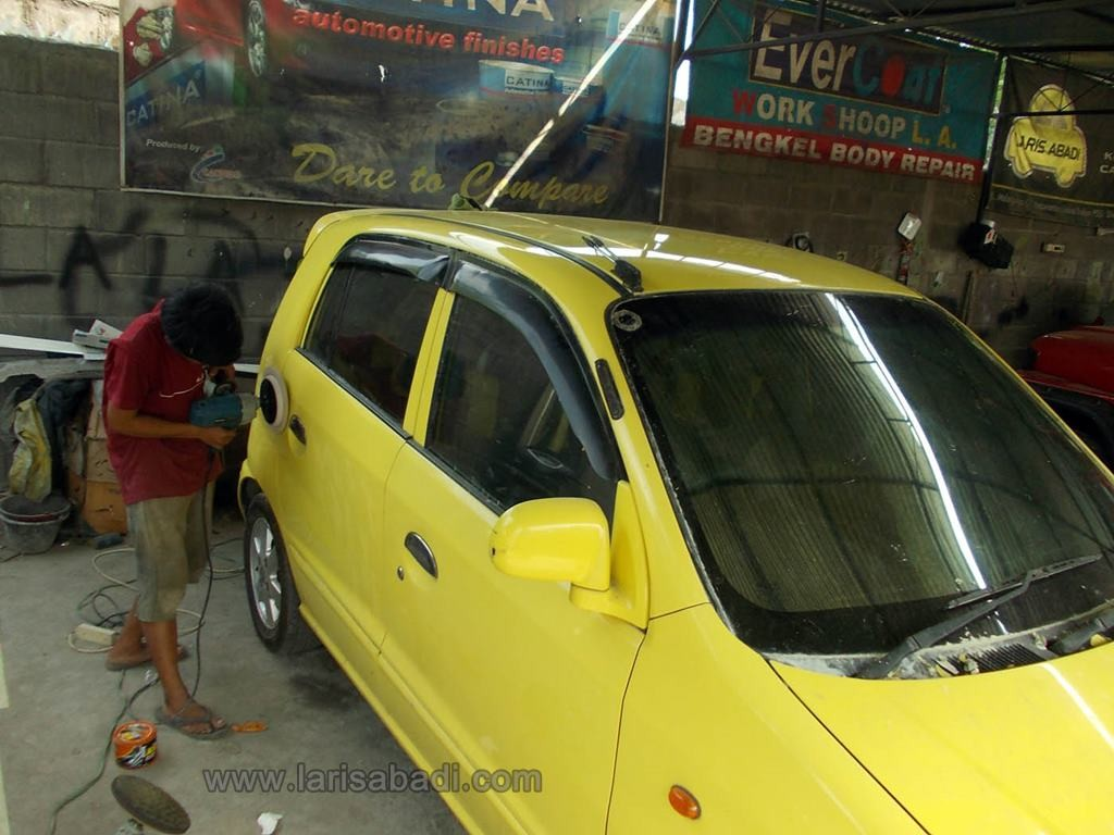 KIA Visto Yelow 5