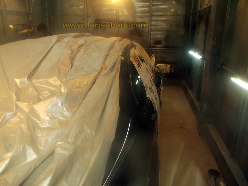 BMW E46 Black 4