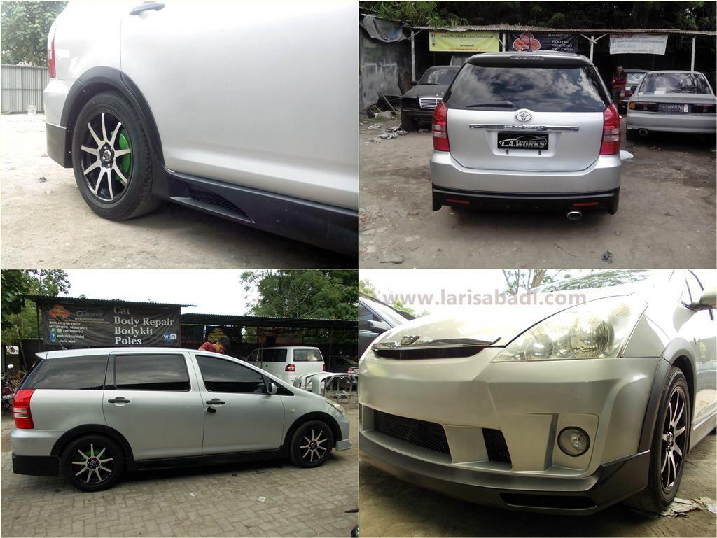 Toyota Wish L 5