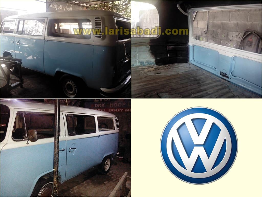 VW kombi-blue 6