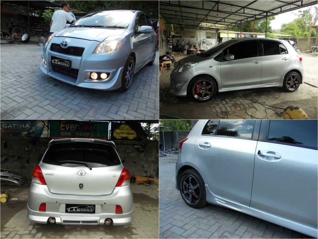 Yaris GT 5