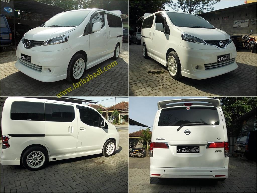 Nissan Evalia W 5