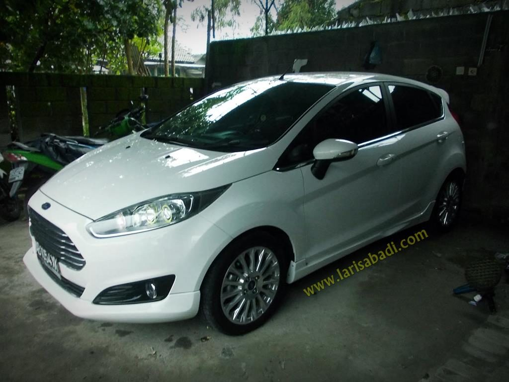 Ford Fiesta WH 6