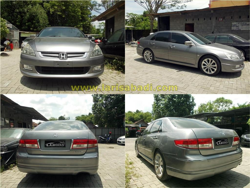 Honda Accord Gen 7 Body kit