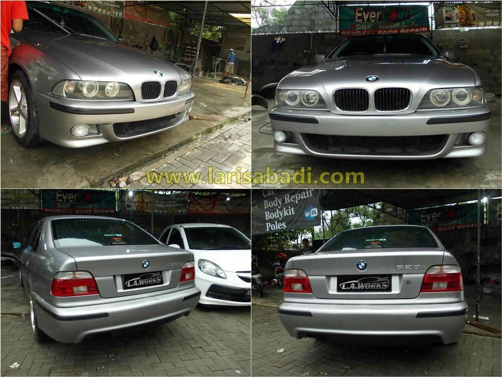 BMW 528 Grey 4