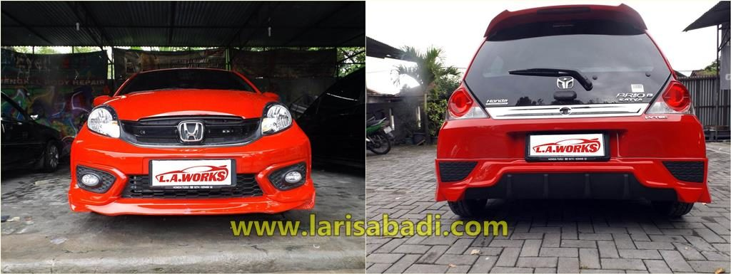 Honda Brio SH 5