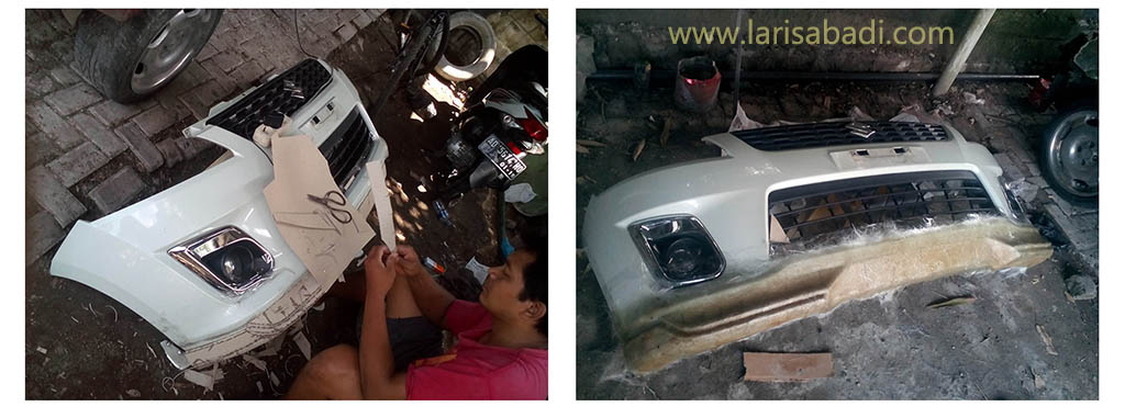 Suzuki Ertiga Front Lips Laris Abadi