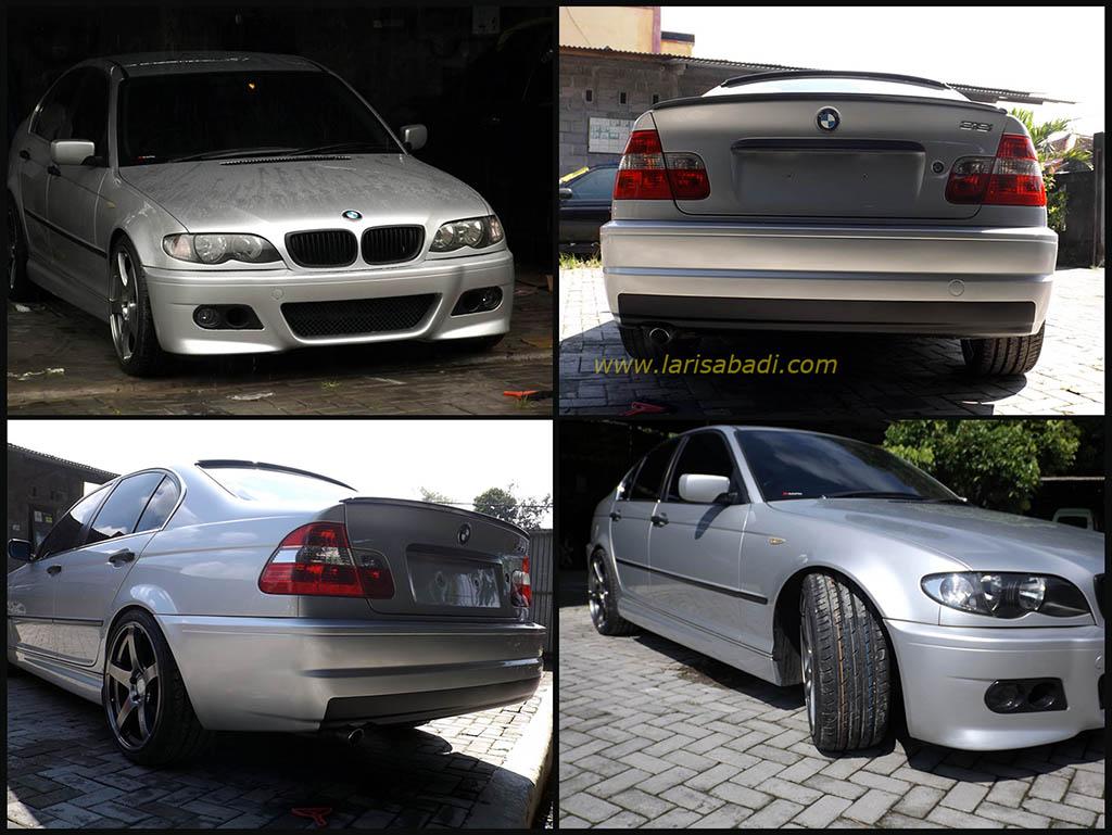 BMW E46 320i, Bodykit M3
