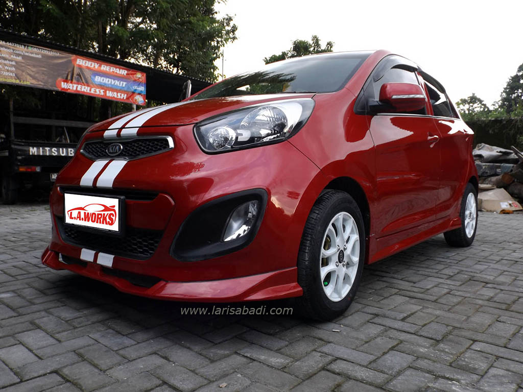 New Picanto Bodykit